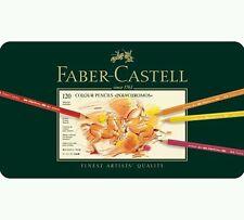 Faber Castell Colour Pencil Polychromos tin of 120
