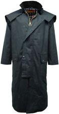 Cappotti e giacche da uomo trench blu taglia M
