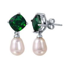 Orecchini di lusso pendenti perla