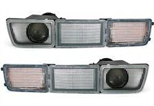 CLIGNOTANTS AVANT VW GOLF 3 VR6 TDI TD SDI GTI BLANC ORIGINE + ANTIBROUILLARDS