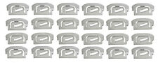 75-81 Camaro Firebird Rear Window Molding Clip Set (Plastic)