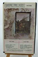 Led Zeppelin  Self Titled Cassette Atlantic Rec./Ampex #M57208/1969
