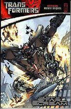 Idw Transformers Official Movie Sequel the Reign of Star Scream Tpb 1st Print Nm