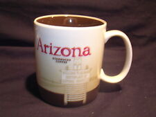 Starbucks Arizona Icon Global Series Coffee Tea Mug, Very Nice Never Used