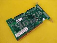 USED FP874 Adaptec Dell Ultra U320 PCIx Dual SCSI RAID Card ASC-39320A