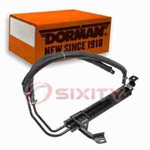 Dorman Power Steering Cooler for 2001-2006 Chevrolet Silverado 2500 HD 6.0L fj