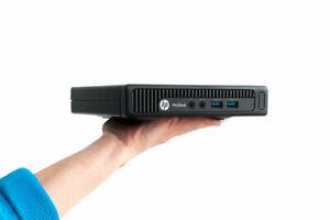 HP ProDesk 400 G1 Mini Tiny USFF PC i3-4160T/4GB RAM/128GB SSD/Wi-Fi