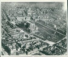 1940 General View of Cathedral in Liverpool England Original News Service Photo