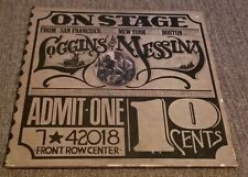 """Kenny Loggins and Jim Messina....""""On Stage"""" 2 12"""" Vinyl Records LP"""
