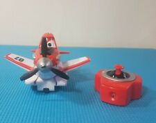 Disney Pixar PLANES Movie Wing Control Dusty Crophopper Airplane