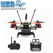Eachine Assassin180 FPV Racing Drone V2 5.8G Goggles, Camera, Rx, 6ch 2.4G RTF