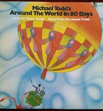 Michael Todd's Around the World In 80 Days Soundtrack record