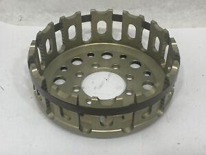 Ducati Engine Motor Dry Clutch Plates Lightweight Aluminum Basket Housing