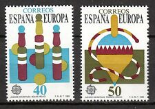 Spain - 1989 Europa Cept - Mi. 2885-86 MNH