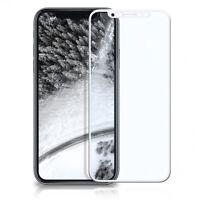 3D Panzer Glas für Apple iPhone X Display Schutz Folie Full Screen 9H Curved