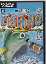 eGames Fishing (PC CD-rom 2001)