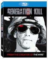 Generation Kill - Complete HBO Series Blu-ray DVD Region 2 BLURAY