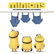 CD * MINIONS - DAS ORIGINAL-HÖRSPIEL ZUM KINOFILM  # NEU OVP !