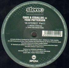 Chus & Ceballos vs. Tedd Patterson - Stereo Productions