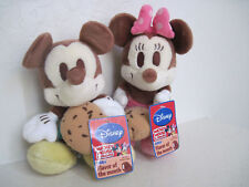 Lot of 2 Disney Sega MICKEY MOUSE & FRIENDS Plush