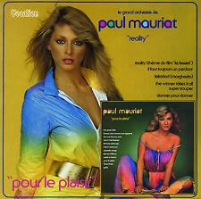 PAUL MAURIAT - Reality & Pour Le Plaisir - CDLK4496