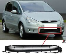 FOR FORD S-MAX 06-10 NEW FRONT BUMPER LOWER CENTER GRILLE