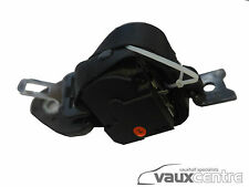 VAUXHALL ASTRA G MK IV (98-04) CONVERTIBLE PASSENGER SIDE REAR SEAT BELT 9198966