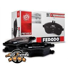 FDB1641 FERODO Pastiglie, Pattini freno AUDI A1 (8X1, 8XF) 2.0 TDI 136 hp 100 kW