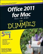Office 2011 for Mac All-in-One for Dummies® by James Gordon and Geetesh Bajaj...