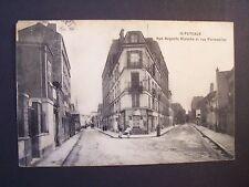 CPA  (92 - Hauts-de-Seine) - Puteaux - Rue Auguste Blanche, Rue Parmentier -1915
