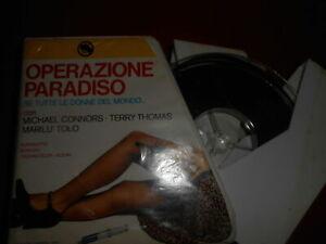 -- FILM SUPER 8 OPERAZIONE PARADISO - M.CONNORS T.THOMAS FILM TECHNICOLOR KODAK