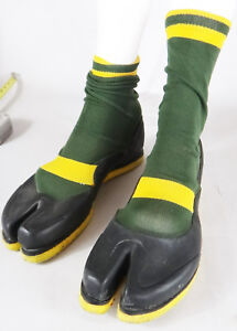 JAPAN TABI NINJA Duck Fish hunting wading boot felt bottom sole 29.5 11.5 hoof