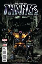 THANOS #5 COVER A 1ST PRINT MIKE DEODATO JEFF LEMIRE Deodato