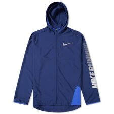 BNWT Medium Men's Nike City Core Hooded Running Lightweight Jacket 833549-429