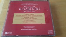 TCHAIKOVSKY FAVOURITES READER'S DIGEST 1992 3-CD'S exc+! 26 PAGE BOOKLET