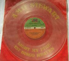 "Amii Stewart – Light My Fire / 137 Disco Heaven (12"" Limited Transparent Disc)"