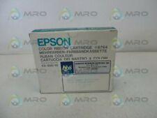 EPSON EX800/1000 RIBBON CARTRIDGE * NEW IN BOX *
