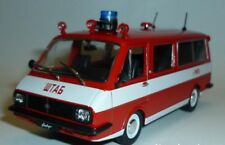 1/43 RAF-2907 Olympic Games 1980 Fire Delivery die cast model IXO DeAgostini 33