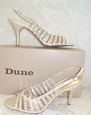 Dune High (3-4.5 in.) Satin Shoes for Women