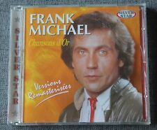 Frank Michael, chansons d'or - best of, CD