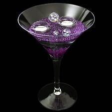 XXLarge H-30 cm Martini Vase Centrepieces weddingHome décor Cocktail bowl clear