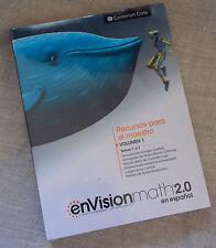 Envision Math 2016 Spanish Grade 5 Teacher Resource Masters Domain 9780328854059