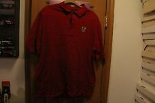 Walter Hagen Mens Golf Shirt with 2007 U.S Open Patch from Oakmont