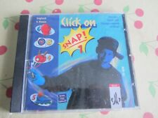 CD-R Lernsoftware Realschule Englisch 5. Klasse:  Click on Snap 1 - Klett