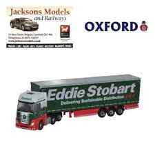 Oxford NMB001 Mercedes Actros Curtainside Eddie Stobart N Gauge