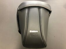Canon Single Lens Camera Case Black EH20-L For EOS 5D MarkII/7D JAPAN