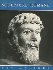 SCULPTURE ROMANE - Collection les Maîtres - éd. Braun 1951