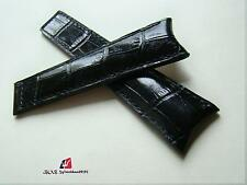 Cinturino artigianale per Tag Heuer Carrera deployante 22/18mm watch strap band