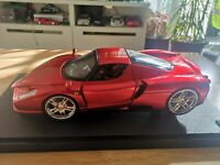 Hot Wheels 1:18 Scale FERRARI ENZO Metallic Red - Boxed