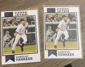 DDK RP, Derek Jeter(2)
